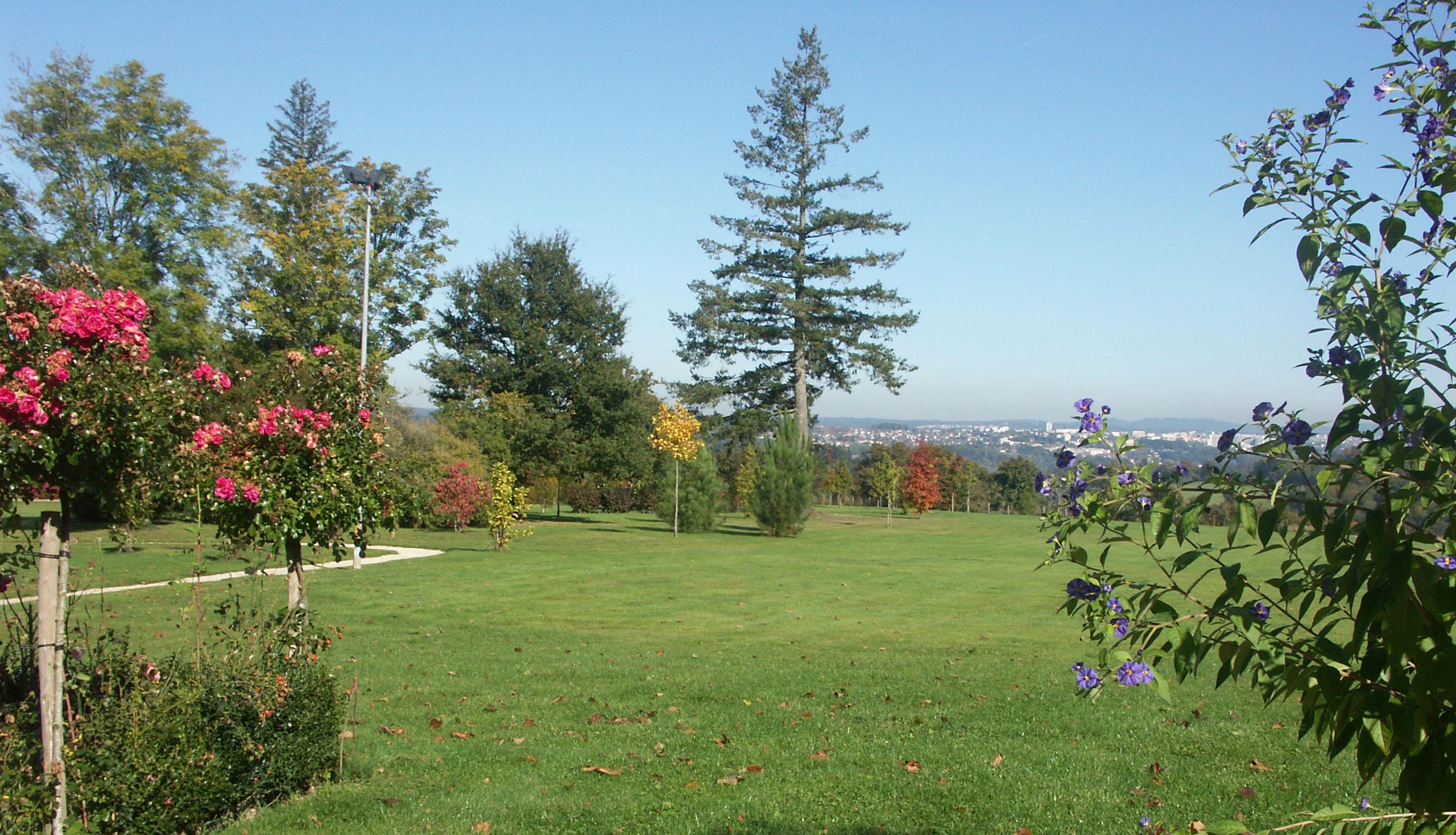 Le Parc du Boucheron