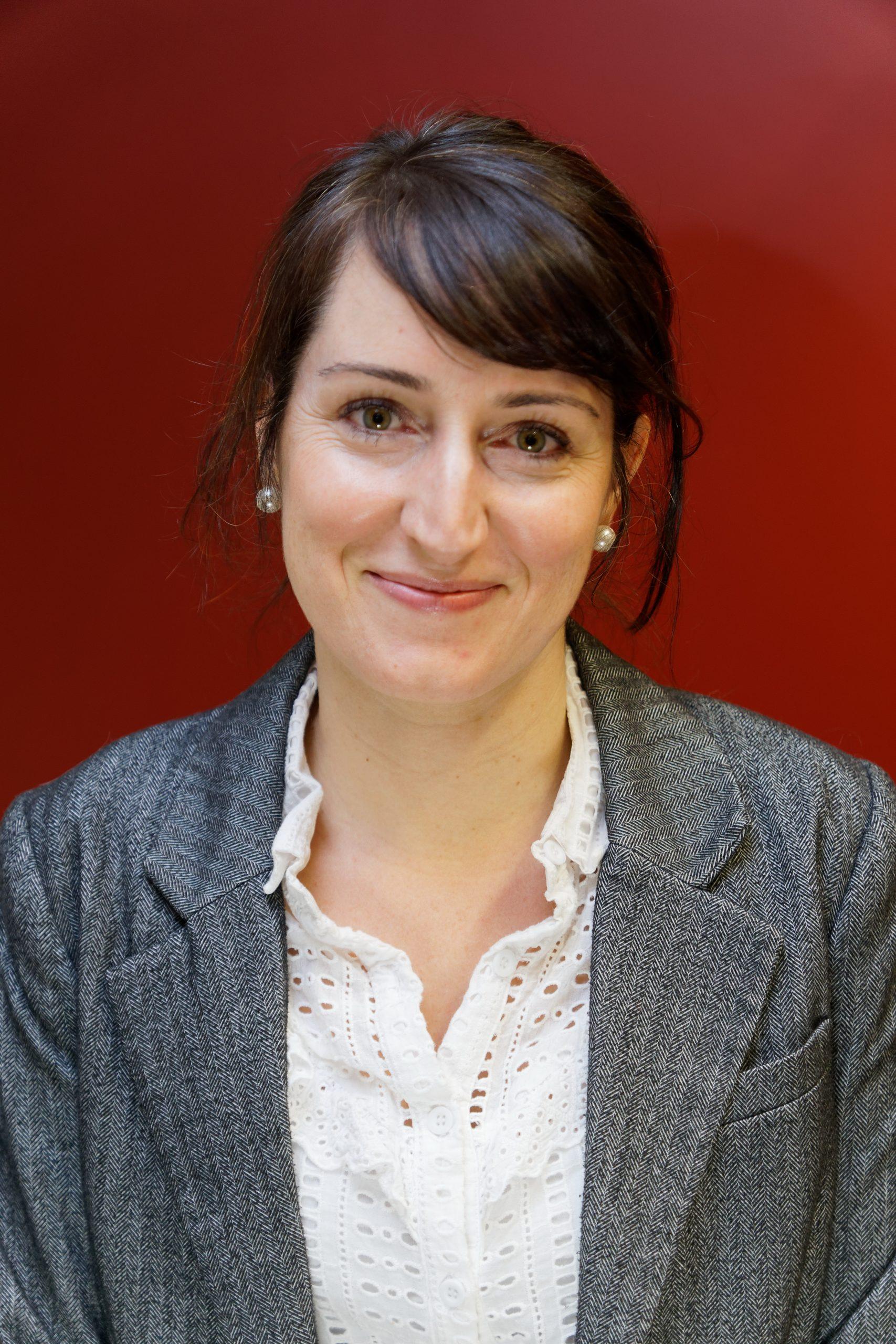 Caroline DUTHU-FILLOUX 6ème Adjointe solidarité, affaires sociales, organisation des manifestations